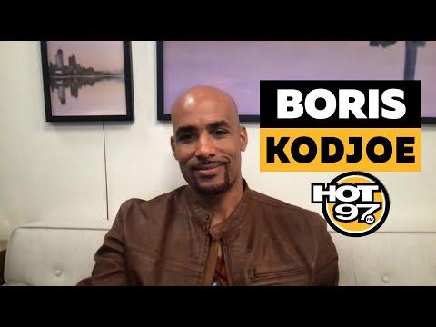 Boris Kodjoe On Being A Sex Symbol, Return Of Real Husbands Of Hollywood, + Visiting Africa