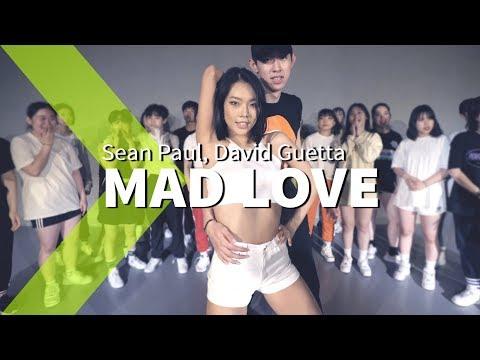 Video Sean Paul, David Guetta - Mad Love ft. Becky G / HAZEL Choreography. download in MP3, 3GP, MP4, WEBM, AVI, FLV January 2017