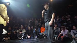 YUU vs ryo – The Corner exhibition popping battle