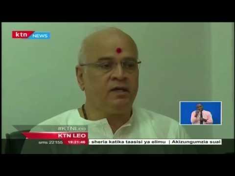 Hekalu la Swaminarayan ni la kwanza kabisa kuanzishwa nje ya taifa la India.