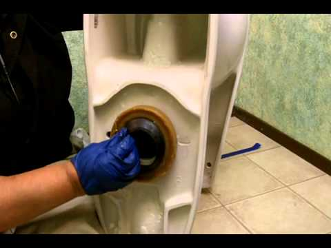 Beginner Tutorial Remove and Install a New Toilet