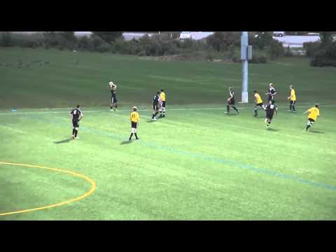 Vincenzo Pugliese 2015 highlights Match Fit Academy and WWP High School North