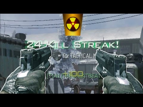 Tactical Nuke With Akimbo Desert Eagle - Modern Warfare 2