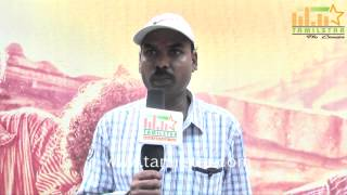 Director Pandiyan at Tamil Selvanum Kalai Selviyum Team Interview