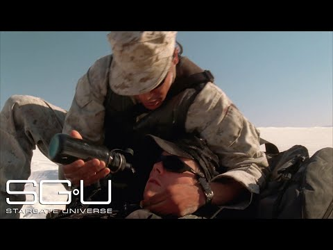 Stargate Universe - Desert Planet