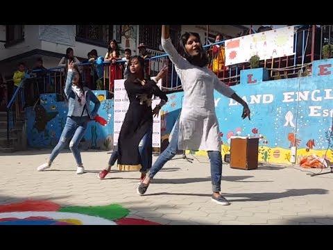 (Jhilimili Tihar - Dance - New Nepali Tihar Deusi Song | Sanjeeb Pudasaini Ft. Sailendra M. Pradhan - Duration: 3 minutes, 17 seconds.)