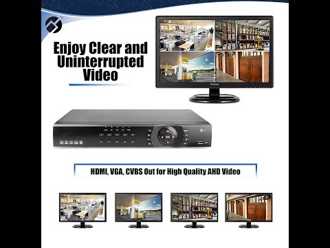 Best Vision Systems 16CH 1TB 1080N DVR Security Surveillance System