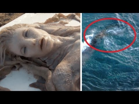 REAL Mermaid Sightings Around The World You Won't Believe!