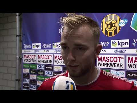 Hidde Jurjus na Roda JC - NAC Breda