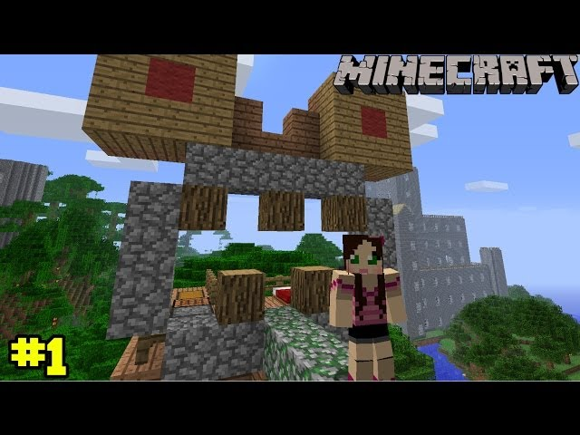 Minecraft best house challenge eps6 1 for Best house hits