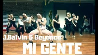 Video J.Balvin ft. Beyonce- MI GENTE Zumba®️ MP3, 3GP, MP4, WEBM, AVI, FLV November 2018