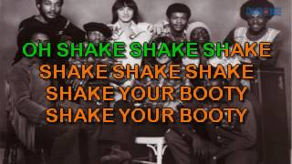 K C  & The Sunshine Band   Shake Your Booty (Shake Shake Shake)