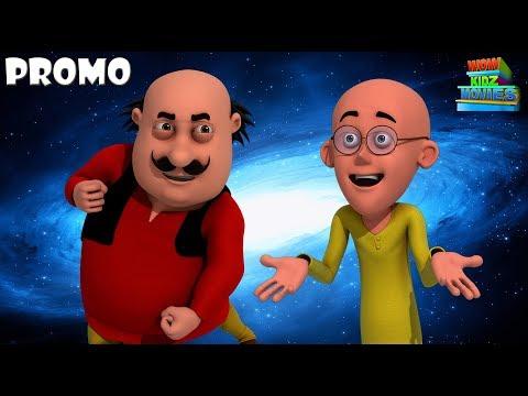 Funny movies - Funny Hindi Cartoon Movies For kids  Motu Patlu In Alien World  Animated Movies