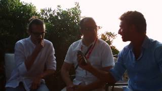 Ischia Film Festival 2015 - Lorenzo D'Amelio e Raffaele Ausiello
