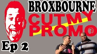 Broxbourne United Kingdom  City new picture : Colt Cabana's CUT MY PROMO Ep 2 - Broxbourne, England