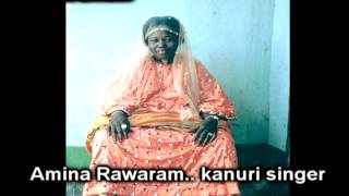 kanuri singer AMINA RAWARAM shau tija . from maiduguri borno state nigeria