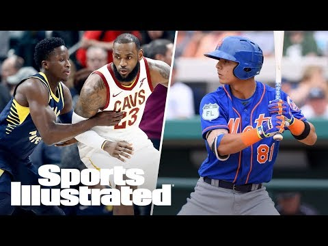 Cleveland Cavs Shocked By Pacers, NY Mets Best Team In NL East? | SI NOW | Sports Illustrated