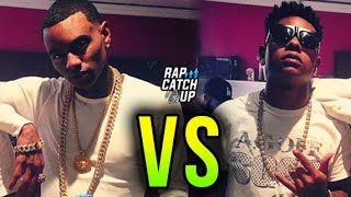 Soulja Boy Disses Agoff on Periscope & Twitter: Twitter Beef