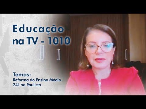 Reforma do Ensino Médio | 24J na Paulista