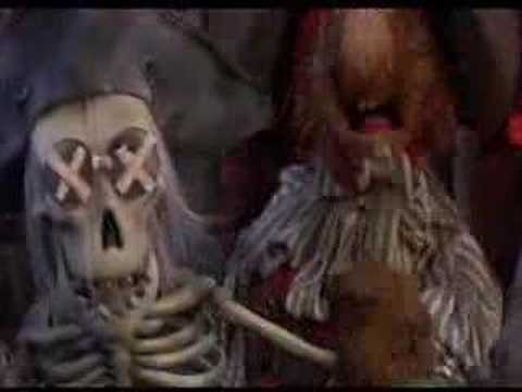 Roll Call - Muppet treasure Island