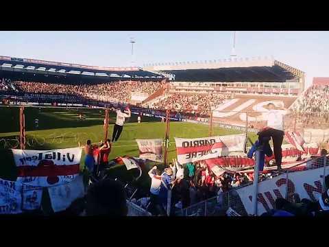 Fiesta en Lanus Morón 1 Vs San Lorenzo 0 - Los Borrachos de Morón - Deportivo Morón