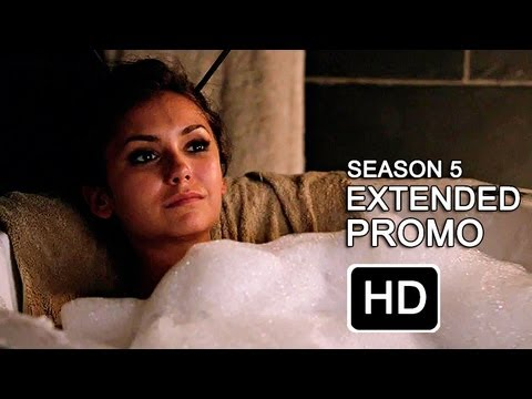 The Vampire Diaries Season 5 (Promo 'Game Changer')