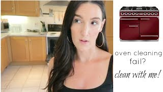 Today I will show you how I clean my very dirty oven. Although, it wasn't a complete fail, it didn't turn out as clean as I wanted the...