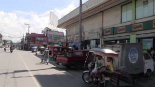 Ormoc Philippines  City new picture : Driving around in Ormoc Leyte Philippines May 2012