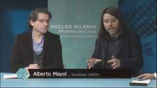 ¿Crisis o cambio de ciclo? Entrevista a Alberto Mayol y Aldo Mascareño