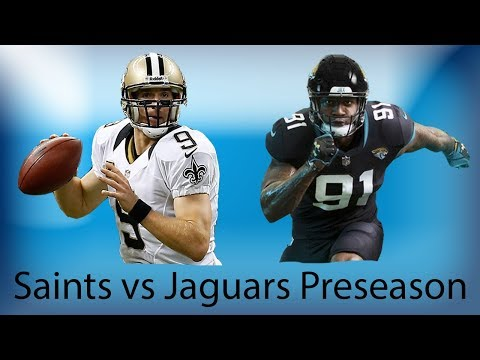 Saints vs Jaguars | Live Reaction and Play-By-Play