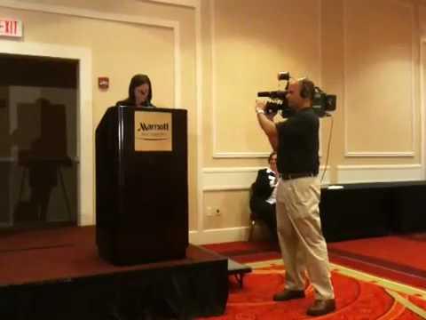 Erin wins Anne Arundel Co. Teacher of the Year