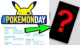 POKEMON DAY MYSTERY REVEALED! by Verlisify