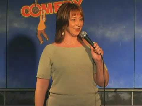 Beth Schuman - Chinese Hooters (Stand Up Comedy)