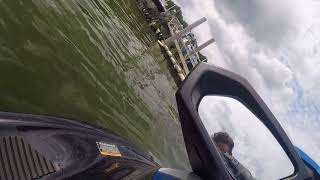 9. 2018 yamaha vxr ride video with full throttle and ride tutorial