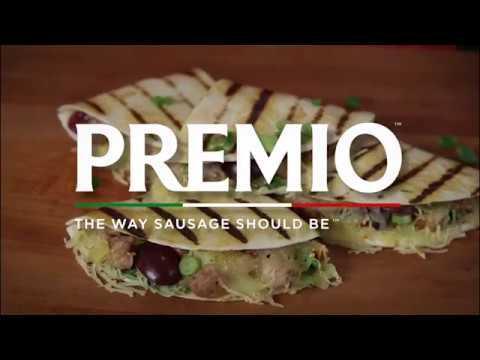 Premio Sausage Quesadilla