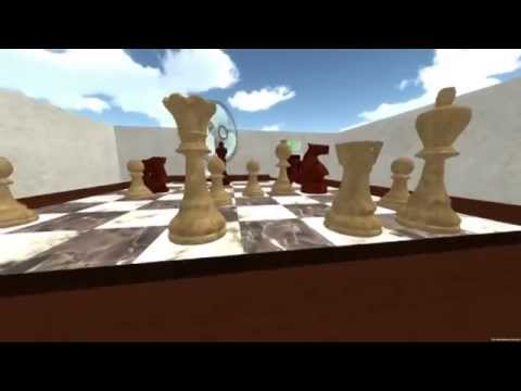 Forced perspective puzzle game tech demo.