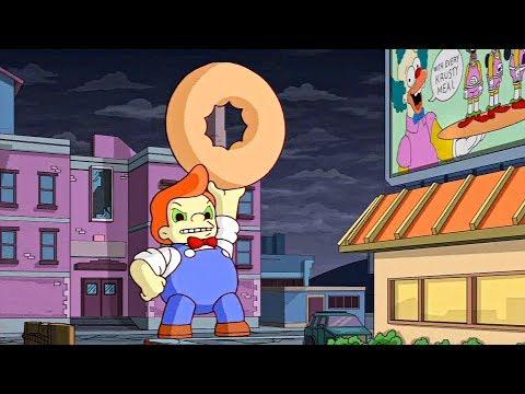 Osmé Video z The Simpsons Game