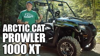 1. TEST RIDE: Arctic Cat Prowler XT 1000