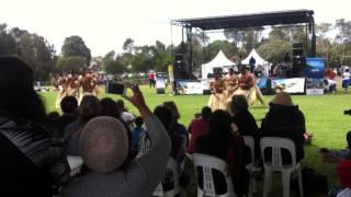 Fiji Day Sydney 2012 Fijian Meke