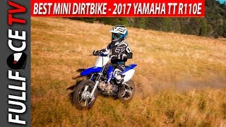 9. 2017 Yamaha TT R110E Specs Price Review