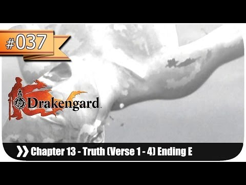 Drakengard (Drag-On Dragoon) - Pt.37 [Chapter 13 - Truth] Ending E (видео)