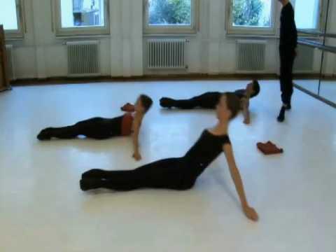 Floor barre gyakorlatok