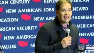 Newton (IA) United States  city photos gallery : Marco In Newton, IA: Hillary Clinton's Secret Server Disqualifies Her | Marco Rubio for President