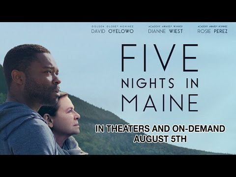 Five Nights in Maine (Trailer)