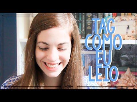 COMO EU LEIO | TAG