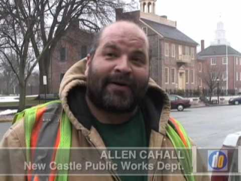 Up to 8 inches of snow for Del. [Delaware Online News Video]