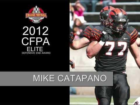 Mike Catapano Interview 2/6/2013 video.