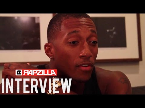 Video Interview: Lecrae's Heart Behind Anomaly