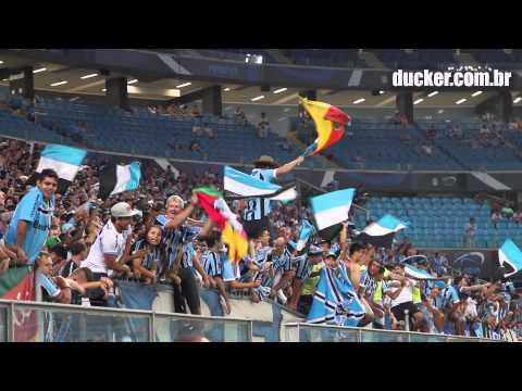 Grêmio 1 x 0 Cruzeiro - Gauchão 2015 - Bairro da Azenha/Tricolor de POA/Jambão - Geral do Grêmio - Grêmio - Brasil - América del Sur