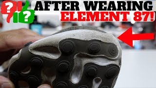 Video 1 MONTH AFTER WEARING NIKE REACT ELEMENT 87: PROS & CONS MP3, 3GP, MP4, WEBM, AVI, FLV September 2018